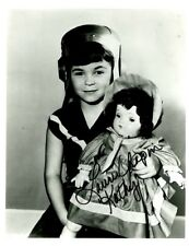 Child Star LAUREN CHAPIN Signed Photo