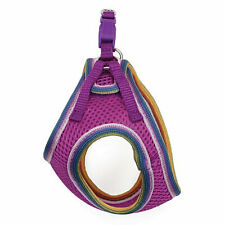 Coastal Pet Lil Pals Mesh Step-in Dog Harness X-small Orchid 2x Colors
