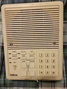 Used NuTone Intercom Station # IS-515
