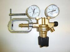 Druckminderer Acetylen, einstufig, Hinterdruck regelbar (0-2,5 / 1,5 bar)