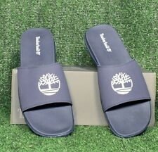 TIMBERLAND FELLS  MEN'S SLIDES SANDALS HOUSE SHOES SIZE 13