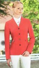 Giacche e giubbotti da equitazione rossi per donna