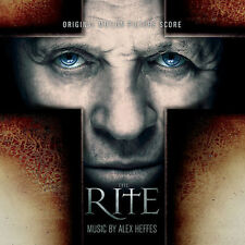 The Rite (Original Motion Picture Score) (NEW & SEALED CD 2011) Alex Heffes