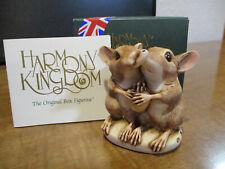 Nice Valentine Gift Harmony Kingdom Love Story Elephant Shrews Romance Annual