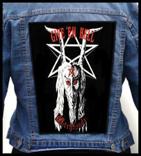 WITCHFYNDE - Give 'Em Hell  --- Huge Jacket Back Patch Backpatch