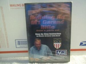 AGI Gunsmithing DVD Building an M1 Garand Rifle