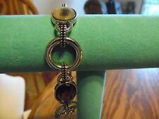 """Lia Sophia Silver Gen. MOP Bracelet """"Epiphany"""" 7-8 inches NEW"""
