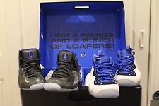 Nike Shooting Stars Pack Foamposite & Lil Penny Posite Size US 9.5 Deadstock