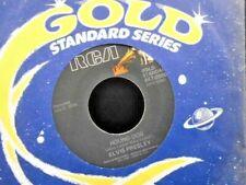 "ELVIS PRESLEY "" HOUND DOG  "" USA RCA GOLD STANDARD EX+ COND.IN Or.SL."