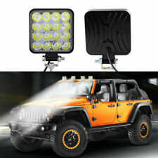 Foco led 48W 12v/24v 6000K 3200lm, barco, jeep 4x4, camión, tractor,  IP67