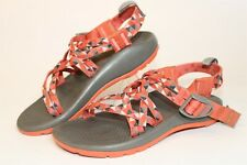 Chaco Youth Girls Size 2 33 X2 Textile Strappy Sport Sandals Shoes J180262