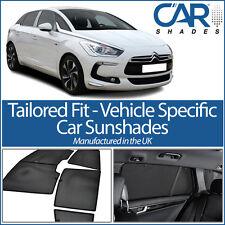 Citroen DS5 5dr 11 On UV CAR SHADES WINDOW SUN BLINDS PRIVACY GLASS TINT BLACK