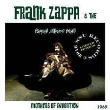 Frank Zappa and the mothers of Invention live Royal Albert Hall 1969 June 6 CD