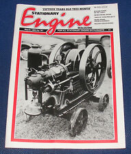 STATIONARY ENGINE MAGAZINE MARCH 1989 NO.181 - ROUND TOWN IN THE 1890'S