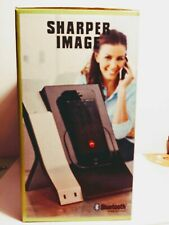 New listing Sharper Image Wireless Bluetooth Handset iPhone 4 & 5 Samsung Cell Phone Charger
