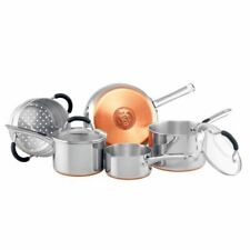 Raco - Stainless Steel Copper BASED 5pc Cookware Set