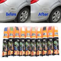 1 x DIY Fix Car Clear Scratch Remover Touch Up Pens Auto Paint Repair Pen Brush