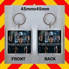 Ghost Adventures - Cult TV -  45x45mm Keyring