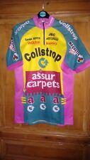 MAILLOT CYCLISTE PRO TEAM COLLSTROP 1993 (NO TOUR DE FRANCE)