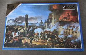 De-Luxe Falcon 5000 Piece Jisgaw Puzzle Ratisbon Charles Trevinin No. 3154
