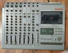 Vintage TASCAM 464 Portastudio 4-Track Cassette Recorder (Made in Japan)