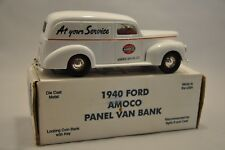 Ertl Amoco 1940 diecast Ford panel van MINT! stock # GD6063