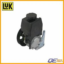 Mercedes R170 W202 C220 C230 SLK230 Power Steering Pump LuK New 0024663001