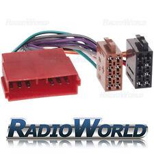 Peugeot auto estéreo RADIO arnés de cableado Conector Cable Adaptador Cable del telar