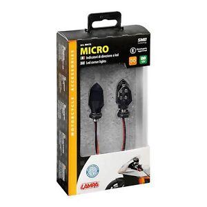 Micro frecce moto Led omologate Lampa 90475