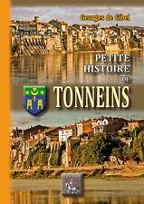 Petite Histoire de Tonneins • Georges de Gibel