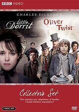 NEW - Charles Dickens Collector's Set 2 (Little Dorrit / Oliver Twist)