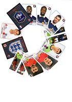 Panini UEFA EURO EM 2016 France 100 verschiedene Sticker  (keine doppelten)