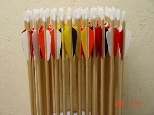 Youth Port Orford Cedar Arrows - 6 Pk