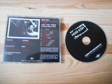 CD Punk Moss Icon - Complete Discography Sampler (9 Song) Promo TEMPORARY