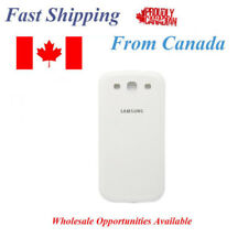 Samsung Galaxy S3 S 3 III i747 i9300 Battery Back Door Cover White