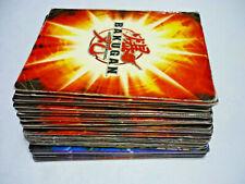 Lot Of 46 Bakugan  Cards Mixed / 25 Magnetic