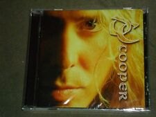 D.C. Cooper S/T (CD, Dec-1999, Inside Out Music) sealed