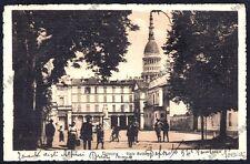 NOVARA CITTÀ 251 Cartolina viaggiata 1921