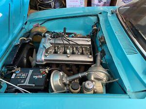 Alfa Romeo 1750 GTV 105 Series engine for sale