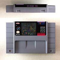 Shin Megami Tensei Game 16 bit Cartridge Console US Version Nintendo SNES