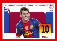 FC BARCELONA 2012-2013 Panini - Figurina-Sticker n. 25 - MESSI -New