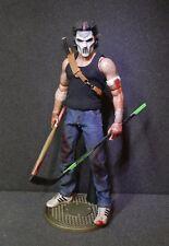 Custom Casey Jones 1/6 TMNT Teenage Mutant Ninja Turtles Hot Toys Parts Sideshow