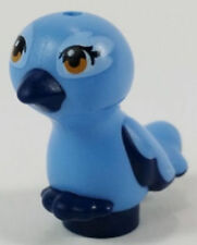 Lego Animal Dark Blue Bird for the zoo forest