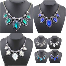 Beauty Alloy Glass Costume Necklaces & Pendants