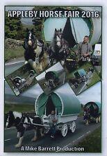 APPLEBY HORSE FAIR 2016 DVD - Romany, Gypsy, Travellers