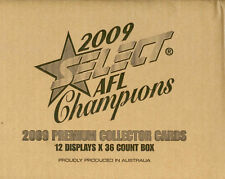 2009 Select AFL Champions 300 Game Case Card Cc30 Ted Whitten