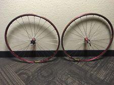 700c Mavic Helium Wheelset Shimano/SRAM 8 9 10 Speed Road Cycling
