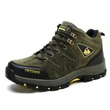 Men's Hiking Shoes Outdoor Trail Trekking Sneakers Breathable Climbing Shoes Sz