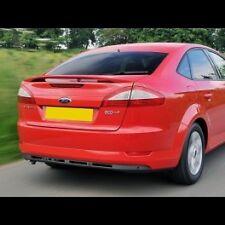 Ford Mondeo MK4 HB, Berlina - Alettone Spoiler Baule Posteriore Tuning