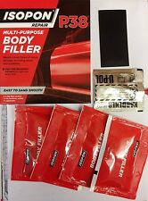 U POL DAVIDS  ISOPON P38 SUPER EASY SANDING LIGHTWEIGHT CAR  BODY FILLER 100ML